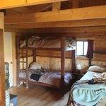 Notre chambre (Cabin 1)