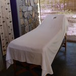 Salle de massage privée