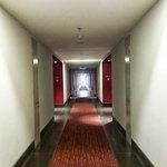 passage way to room