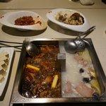 Broths & meats/ veggies