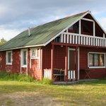 Big cottage (outside)