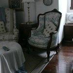 Servantʻs Quarters Sitting room