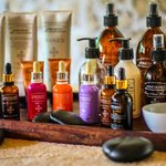 Our Spa product line Africology