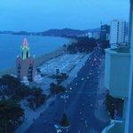 ホテルからのビーチ風景1