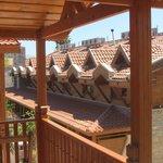 vue sur les toits étage 1