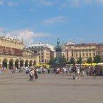 Rynek Glówny, Kraków