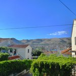 Vue sur Trogir
