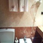 Toilet en bidet