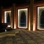 Moroccan style resort