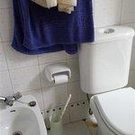 Towels / Toilet !