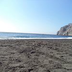 Пляж у отеля  (месяц на фото не тот, не обращайте внимания)