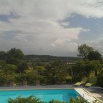 Outdoor Swimming Pool and View