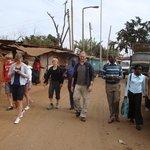 Nairobi kibera Slums Tour