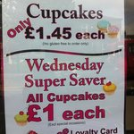 special offer every Wednesday!!