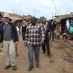 A tour of Kibera Slums