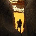 Canyoneering w/Zion Adventure Co.