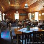 Brig O'Turk Tea Room / Restaurant full of character