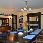 Admiral Dewey Inn - Dining Room