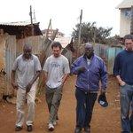 Walking Tour of kibera Slums