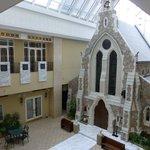 chapel inside the hotel
