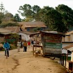 Mtae, small village at the top