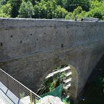 The Roman Aqueduct-Bridge of Pont d'Ael