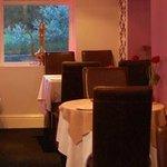 Stylish restaurant and helpful staff
