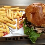Photo of Jack's burger