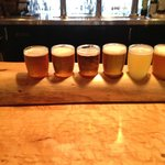9 Craft Draft Brews on Tap, mostly Maine offerings