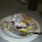 On a subsequent visit, I had to try the Monkey Tail Pie! YUM!