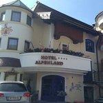 Hotel Alpeland sommer 2013