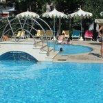 Children's pool.