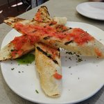 Spanish grilled bread