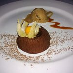 Perfect chocolate fondant - Peter told me the trick ;-)