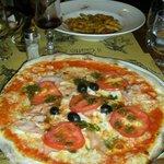 """Pizza & Pasta """"Gatto e Volpe"""""""