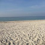 Beach from condo