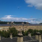 Salts Mill from Victoria Hall