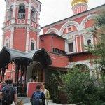 earliest church outside the Kremlin in Moscow: Kitay Gorod
