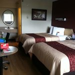 our per friendly hotel room