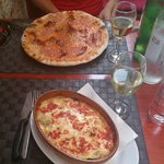 pizza & lasagne