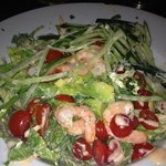 Shrimp/avocado salad
