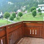 il Panorama dal nostro balcone