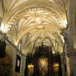 Interior Basilica Santa Maria