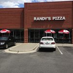 Randy's pizza on Miami Blvd in the RTP