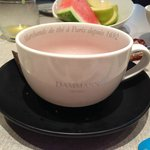 Good tea from Dammann Freres