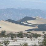 Sand Dunes / Death Valley