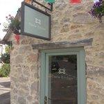 the Castle Kitchen, Nunney