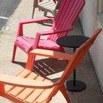 Relax at Hickory Shades Motel