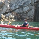 Kayaking with Eagle North
