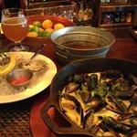 Thai Mussels, yum!